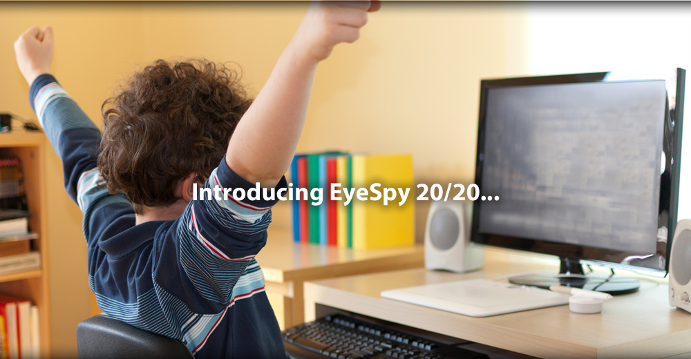 Introducing EyeSpy 20/20...
