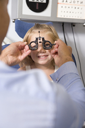 Only 1 in 5 children undergo a professional eye exam before the first grade.